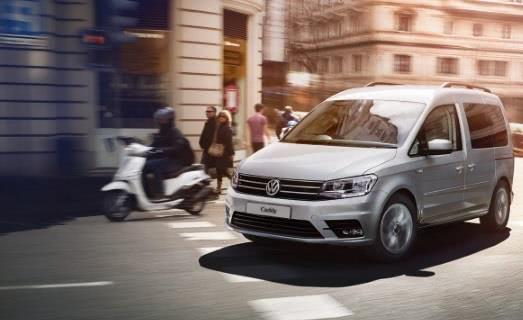Новые Volkswagen Caddy в лизинг для юр.лиц и ИП